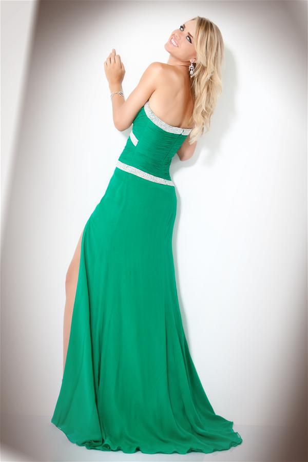 šaty na maturitní ples Yvette st236 - plesové šaty b89eed4e21